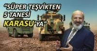 """""""Süper Teşvikten 5 Tanesi Karasu'ya"""""""